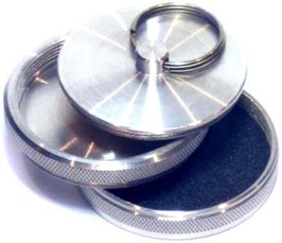 Кишенькова металева оснастка (таблетка)