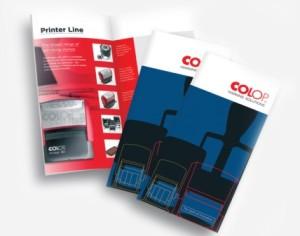 Міні каталог продукції Colop